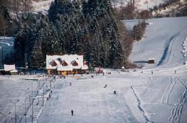 Lesko Atrakcja Stacja narciarska LeskoSki